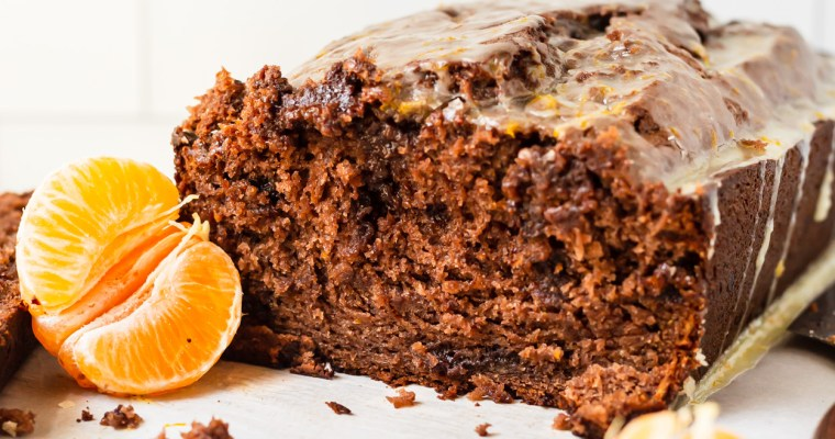 Chocolate Orange Banana Bread