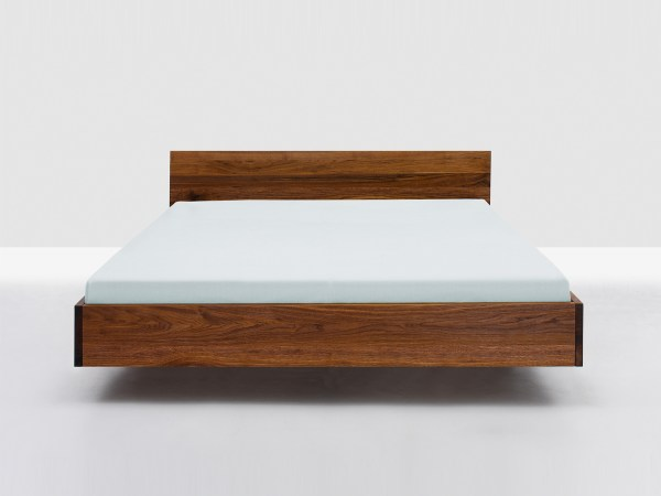 Modern Floating Bed Frame