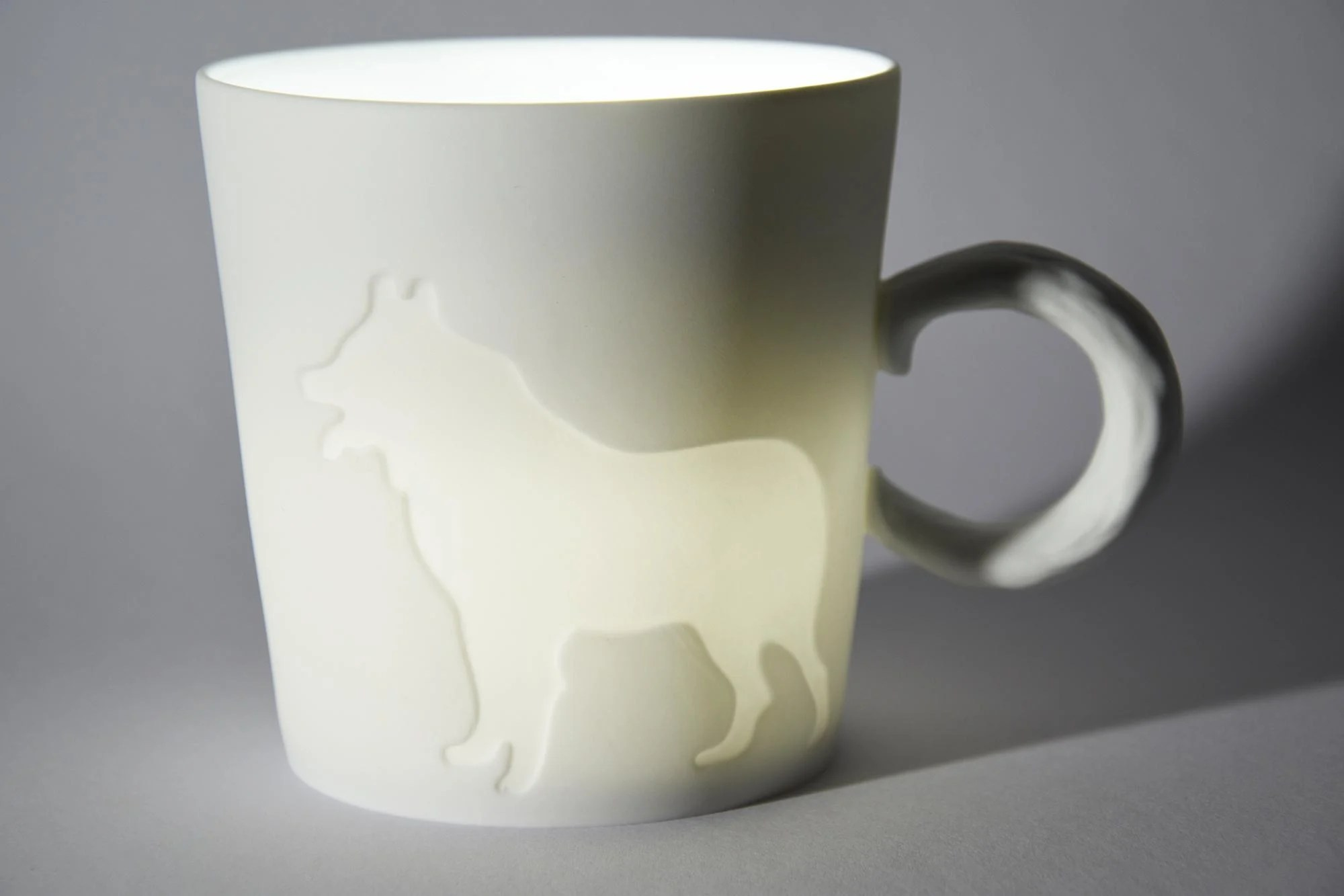 Urban Dog Trend New Bone China Tasse In Geschenkbox