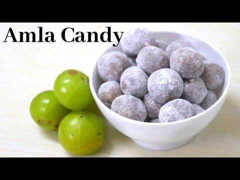 Amla Candy Recipe || महीने-सालभर स्टौर करने वाली आँवला के स्वास्थ्य वरधक गटा-गट केंड़ी ||