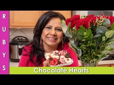 Chocolate Candy Hearts Tofay ki Ideas Parties ya Tehwaron ki Recipe in Urdu Hindi  – RKK