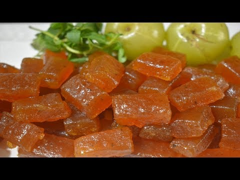 आँवले की स्वादिष्ट कैंडी | instant amla candy | amla recipe in hindi | amla sweet |Gooseberry|candy