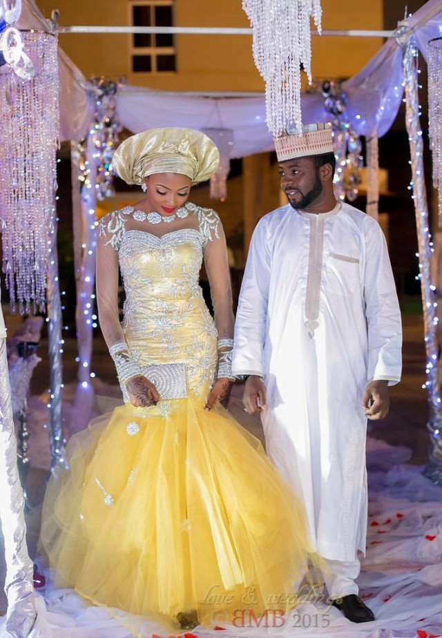 Hausa Wedding Dress Inspiration Sugar Weddings Amp Parties