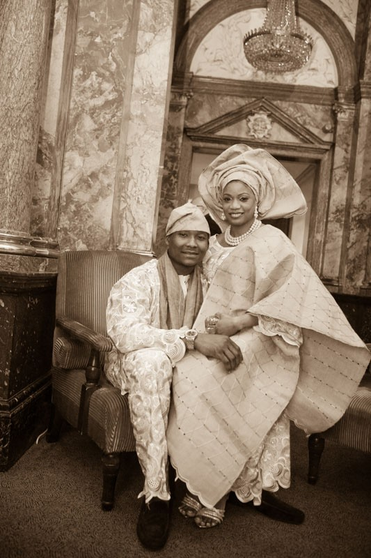 Pic Of The Day Radiant Yoruba Couple Sugar Weddings
