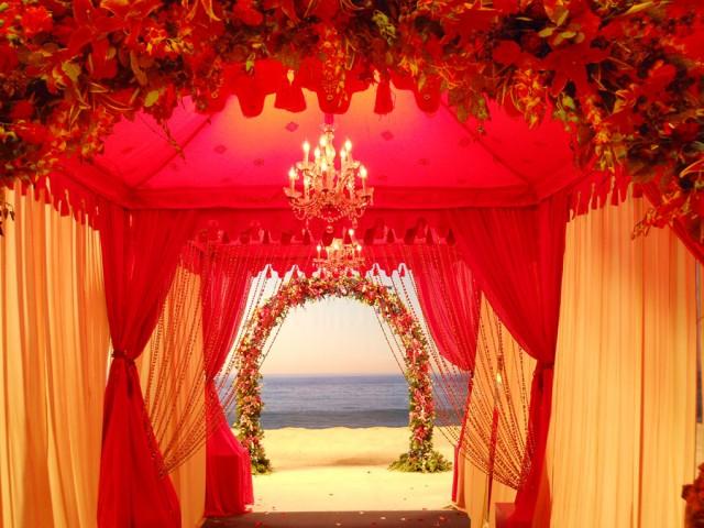 12 Breathtaking Wedding Entrances  Sugar Weddings  Parties