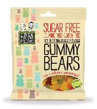 Free From Fellows Gummy Bears 100g