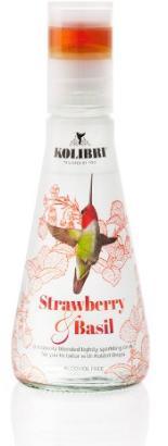 Kolibri Drinks Strawberry & Basil