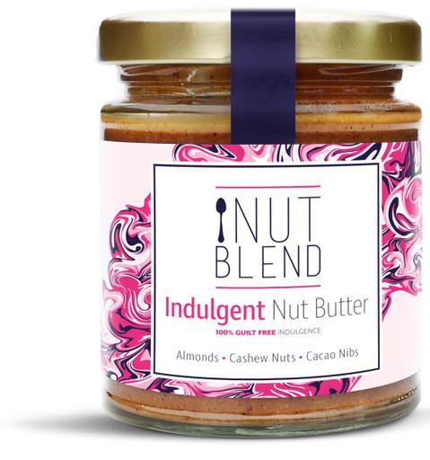 Nut Blend Indulgent Nut Butter