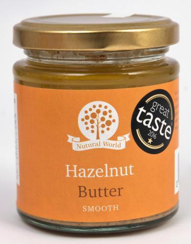 Nutural World Hazelnut butter - Smooth