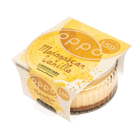 Oppo Brothers Madagascan Vanilla Cheesecake