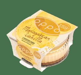 Oppo Brothers Madagascan Vanilla Cheesecake