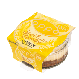 Oppo Brothers Sicilian Lemon Cheesecake