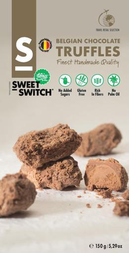 SWEET-SWITCH Belgian Chocolate Truffles