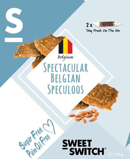 SWEET-SWITCH Spectacular Belgian Speculoos