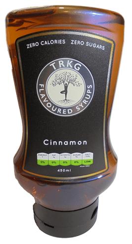 TRKG Cinnamon Syrup