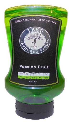 TRKG Passion Fruit Syrup