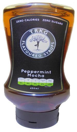 TRKG Peppermint Mocha Syrup