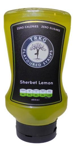 TRKG Sherbet Lemon Syrup