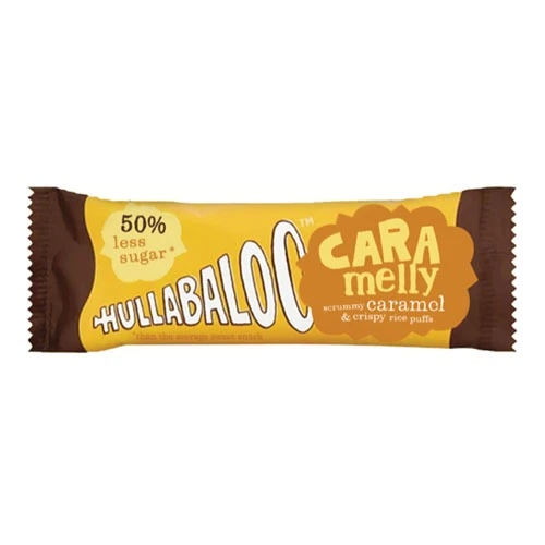 Hullabaloo - Caramelly