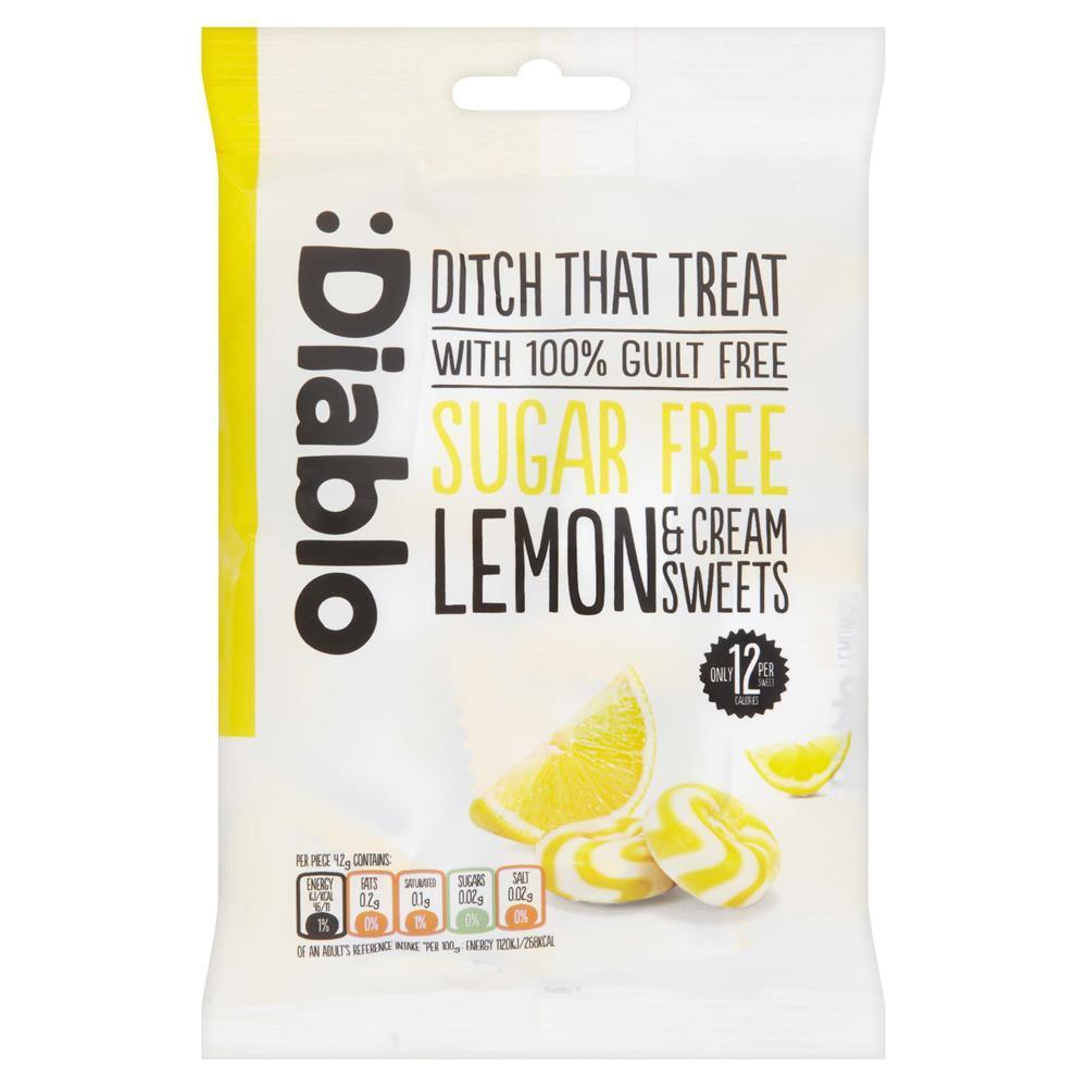 :Diablo - Lemon & Cream Sweets