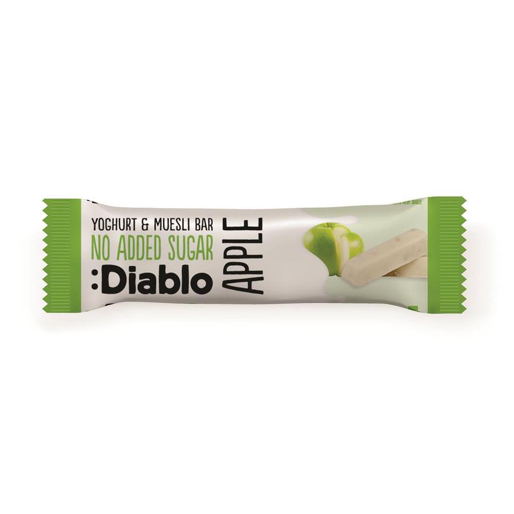 :Diablo - Yoghurt & Museli Bar - Apple