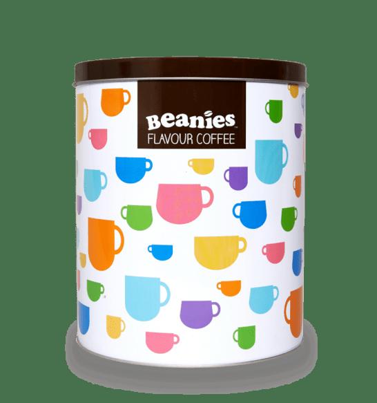 Beanies - 100 Mixed Stick Stash Tin Cups Design