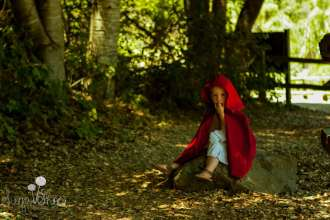 SugaShoc_Photography_Children_Photographer_Bucks County_Doylestown_PA_alone_red_riding_hood_theme_portrait