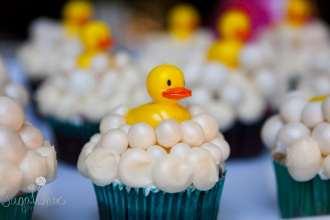 SugaShoc_Photography_Baby_Photographer_Bucks County_Doylestown_PA_sierra_birthday_cupcake_rubber_duckie