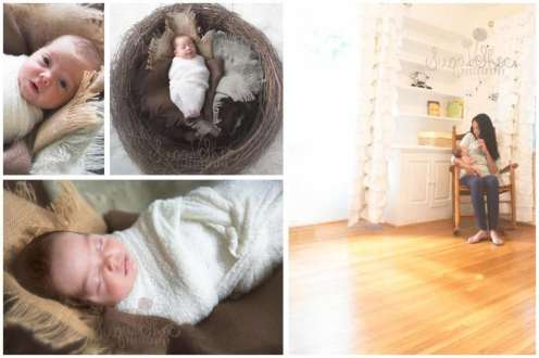SugaShoc_Photography_Newborn_Photographer_Bucks County_Doylestown_PA_Newborn_Collage_Baby_Ava