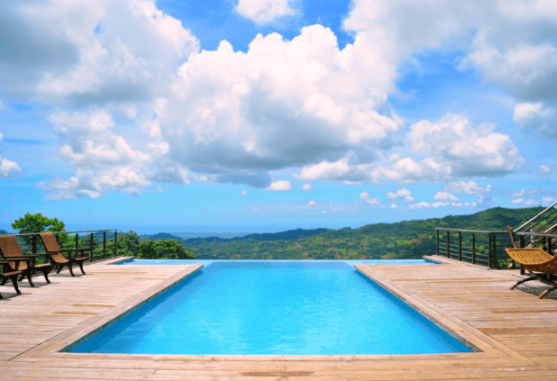 Rancho Cancho Infinity Pool