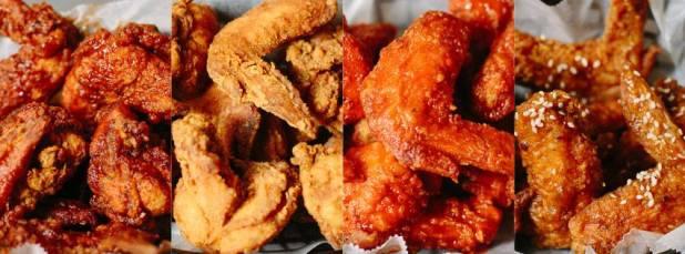 Burrow Chicken Flavors