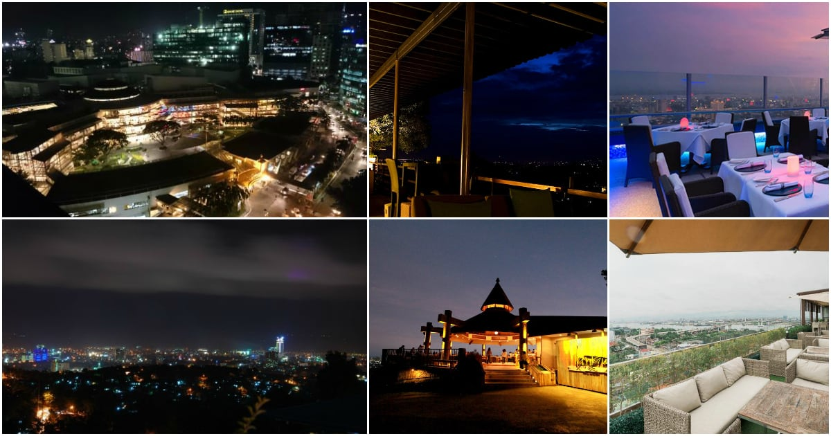 7 Best Romantic Restaurants in Cebu