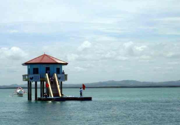 caubian marine sanctuary