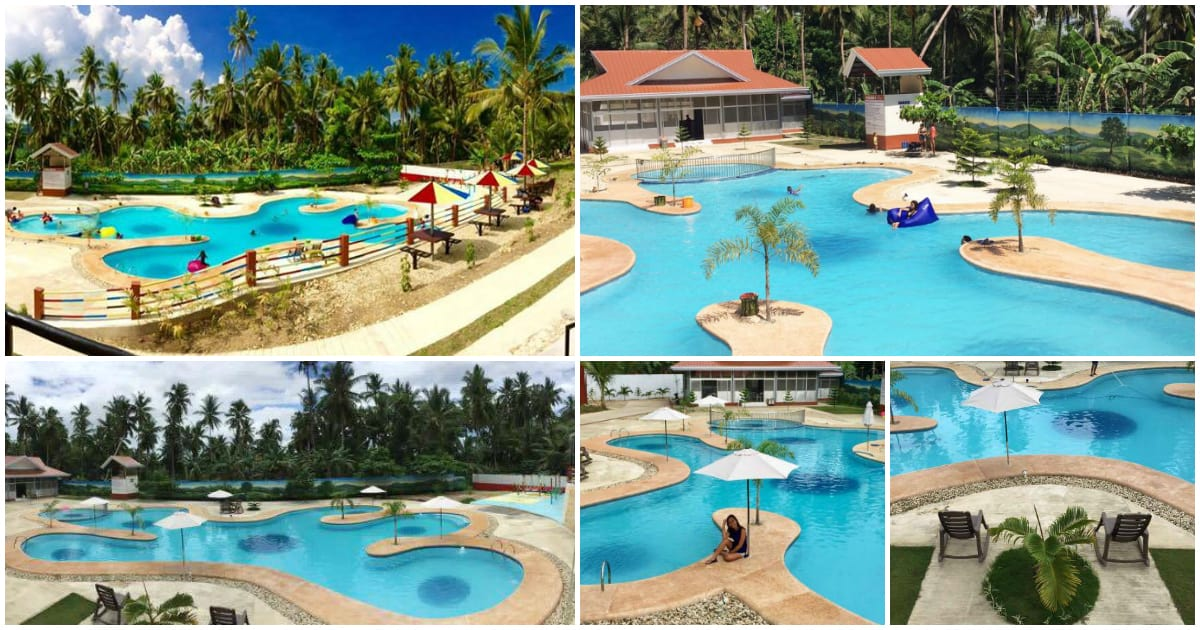 Varlina's Home Resort with a SPECTACULAR pool in Argao