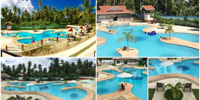 Varlina S Home Resort With A Spectacular Pool In Argao