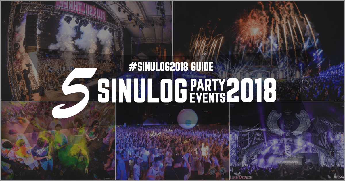 Ultimate Guide to Cebu Sinulog Party Events 2018