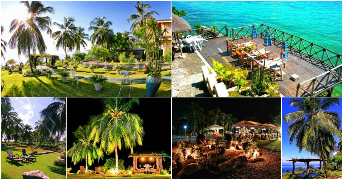 Terra Manna Camping & Beach Resort in Lambug, Badian