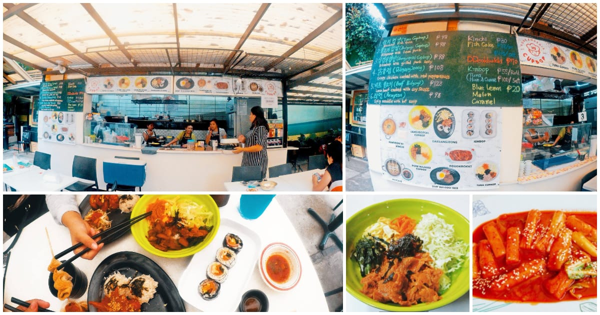 Koreanderia Cupbop: Affordable Korean Food in Cebu City