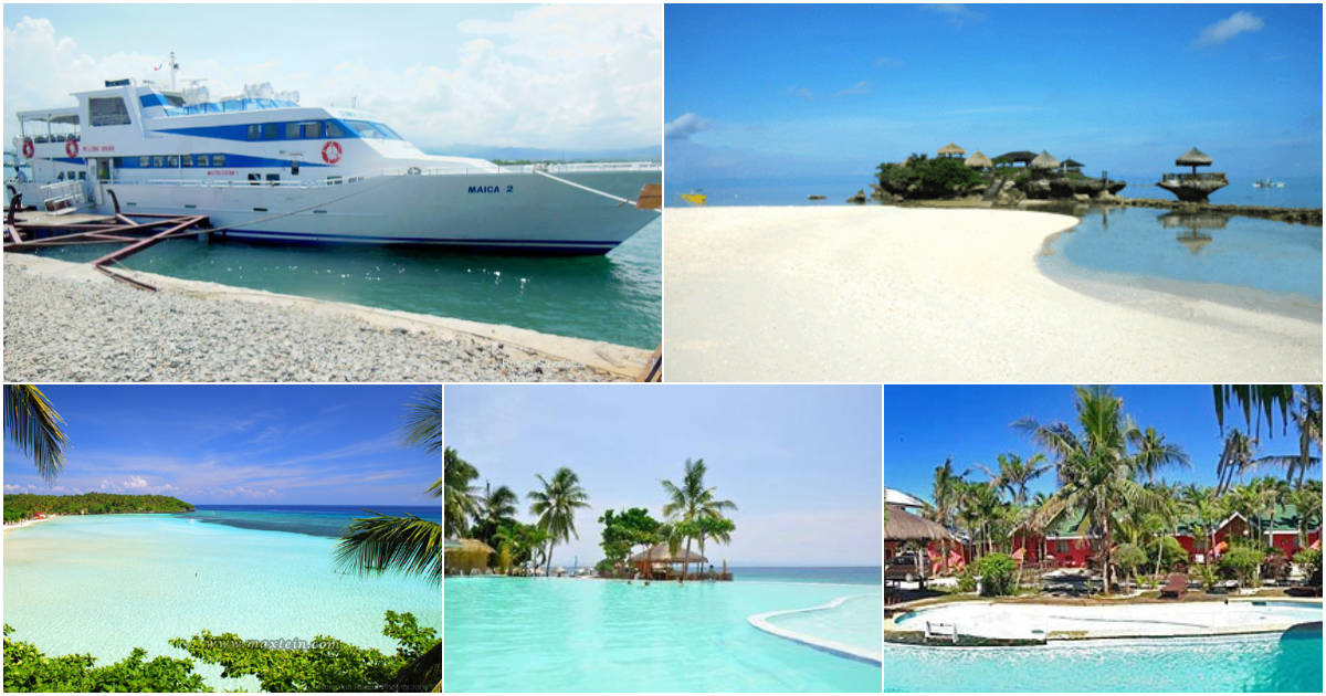 Travel from Mactan to Camotes Island in just 1 hour!