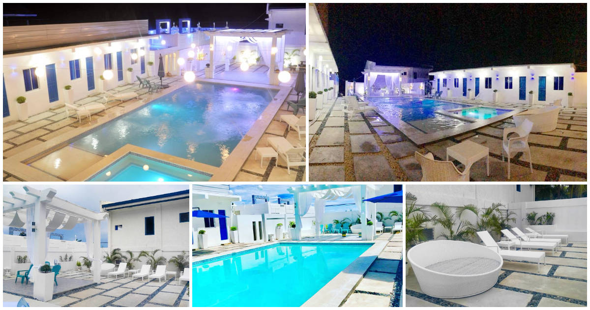 Issa's Haven, Cebu's first Santorini-inspired resort in Oslob