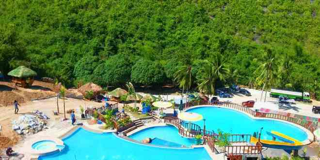 Paradise Hills Mountain Resort With A Massive Pool In Compostela Experience Cebu
