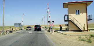 On the border of Tajikistan and Uzbekistan will open a new border post
