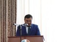Азиззода Тохир Мирзорахмат - и.о. председателя Мастчинского района