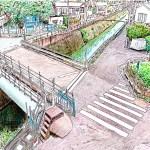 上布田一之橋