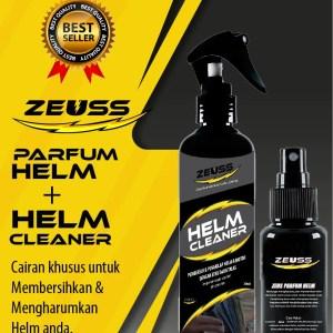 Zeuss Parfum & Helm Cleaner