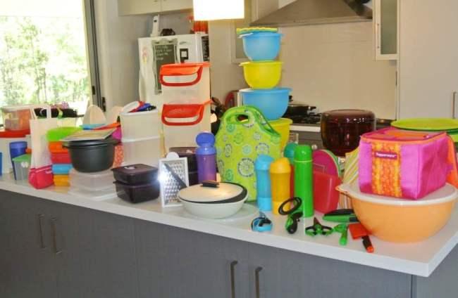 Tupperware Addict Pic