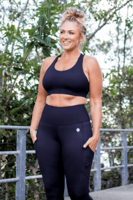 Active Truth Activewear - Plus Size Activewear - Suger Coat It