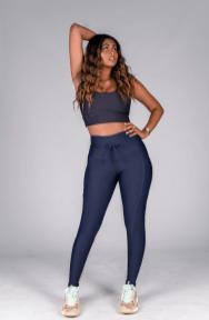 Exoticathletica Activewear - Plus Size Activewear - Suger Coat It