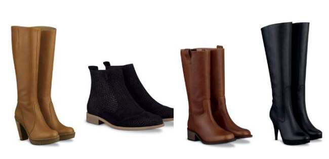 duo wide fitting boots autumn 2013