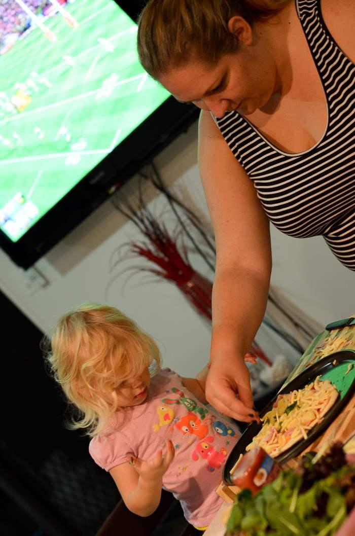 Target Australia Homewares Pizza Night with Family-6